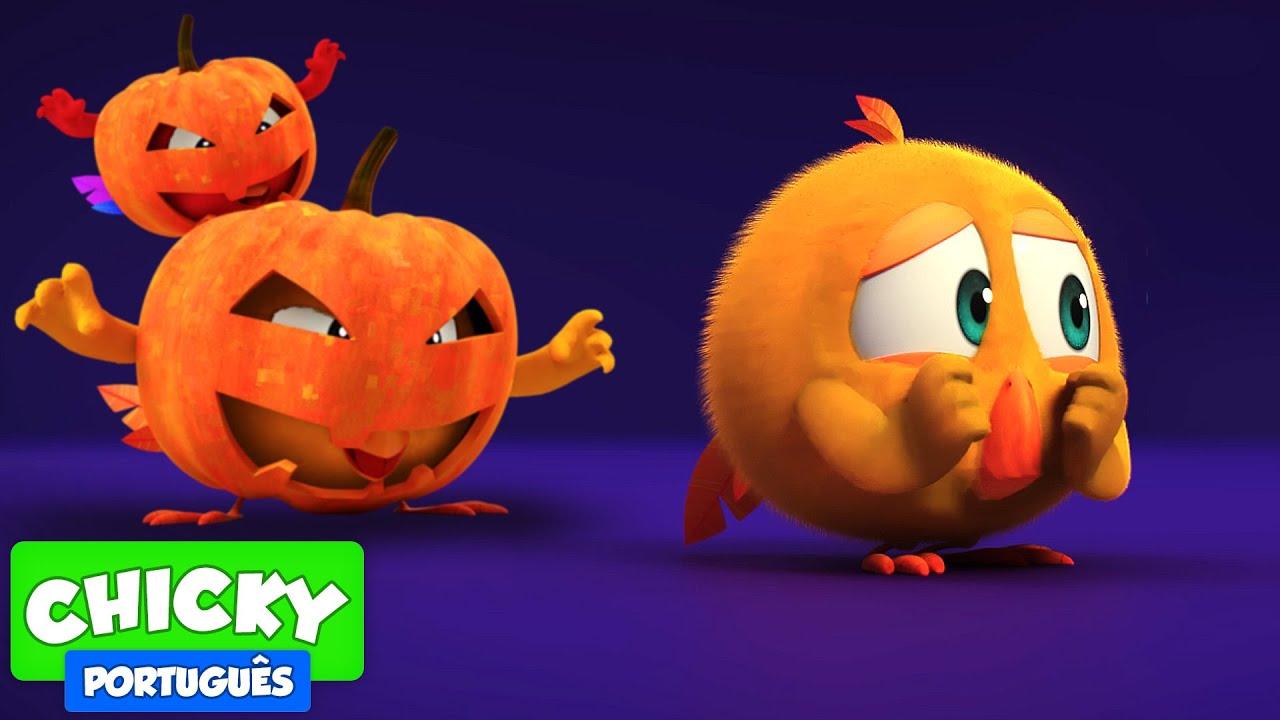 Download Onde está Chicky? 2021   MONSTROS E ABÓBORAS   Desenhos Animados Infantil
