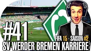 FIFA 15 KARRIEREMODUS #41 - CHAMPIONS LEAGUE! | FIFA 15 KARRIERE [S2EP6]
