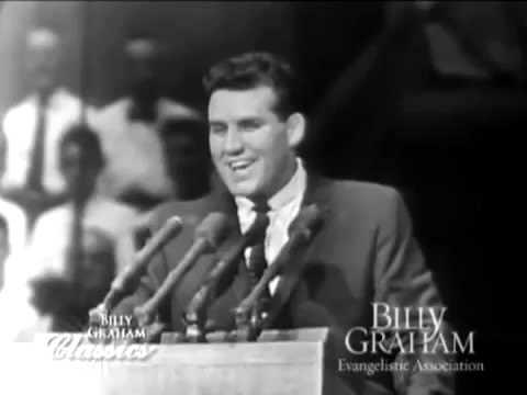 1958 Billy Graham ● Charlotte Crusade (Full Service)