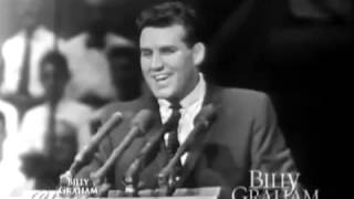 1958 Billy Graham ● Charlotte Crusade (Full Service)