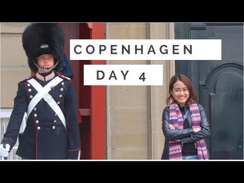 day 4 in Copenhagen ~ Amalienborg Palace ~ Gala Dinner Wallmans | Gold Conference Oriflame 2016