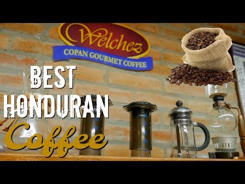 The Best Honduran Coffee // Welchez Coffee Farm Copán