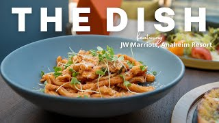 The Dish with the JW Marriott, Anaheim Resort