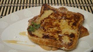French Toast  Chef Anupa  Sanjeev Kapoor Khazana