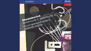 """Shostakovich: Symphony No.12 in D minor, Op.112 """"The Year 1917"""" - 4. Dawn of Humanity..."""