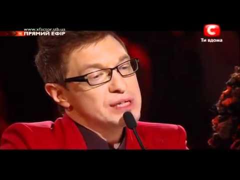 Видео, X-фактор 2, Олег Кензов, финал, эфир 24.12.2011