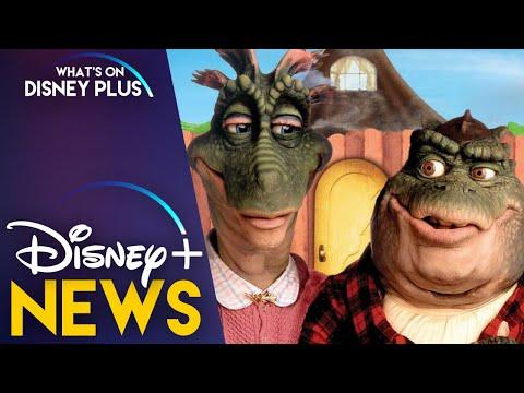 Dinosaurs Coming To Disney+ This Fall   Disney Plus News