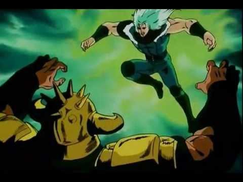 hokuto no ken fist of the north star raoh vs rei