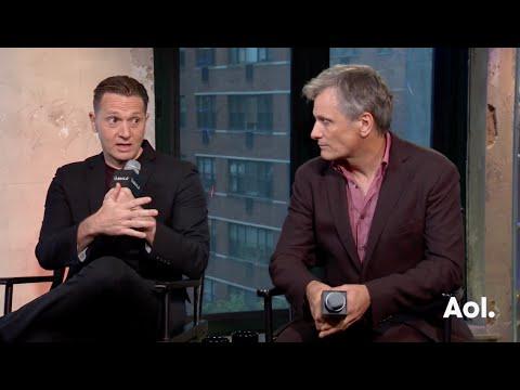 """Viggo Mortensen & Matt Ross On """"Captain Fantastic""""   AOL BUILD"""