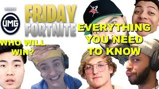 KEEMSTAR 20K Fortnite Tournament Preview! (Players, Stats, Predictions, And More!)