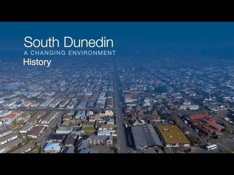 South Dunedin: A Changing Environment | History