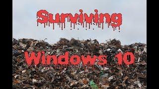 Windows 10 Sucks (LTSB vs PRO)