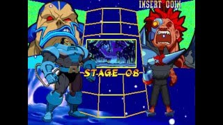Marvel Super Heroes Vs Street Fighter - Play Apocalypse