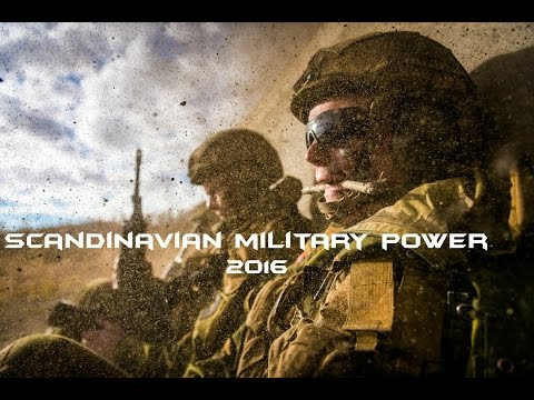 Scandinavian Military power | 2016