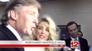 From the Archives: Donald Trump Visits Dalton (1991)
