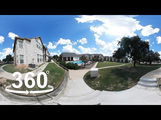University Oaks San Antonio video tour cover