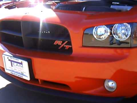 2008 Dodge Charger Daytona Rt Orange Youtube