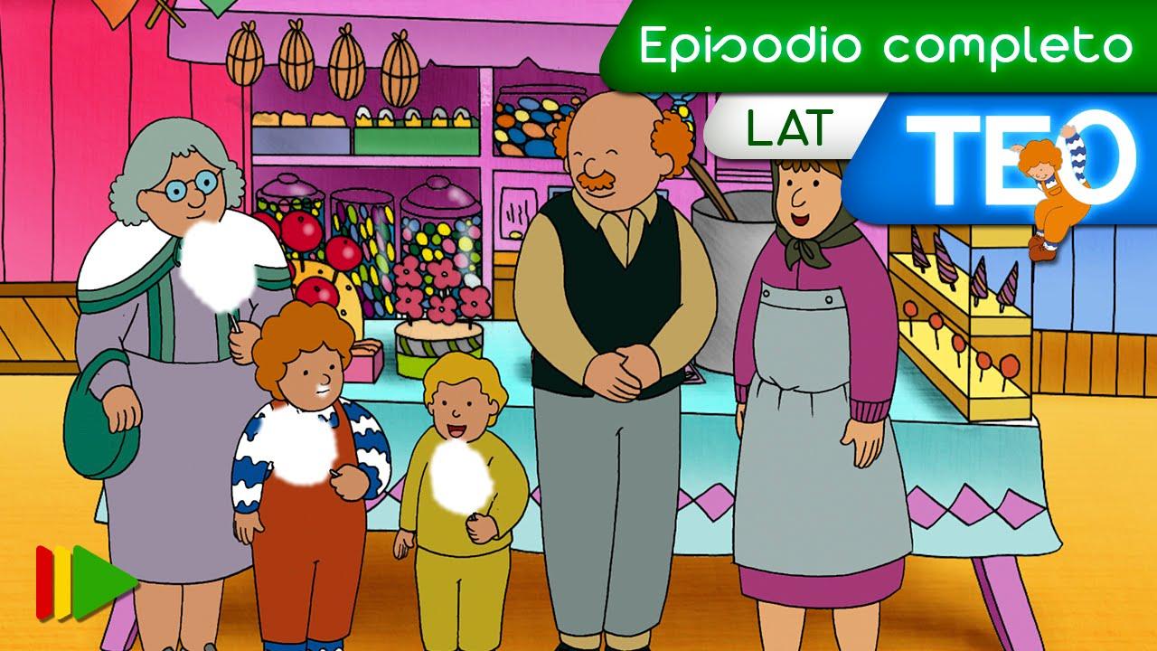 Teo latino 43 teo en la feria episodio completo