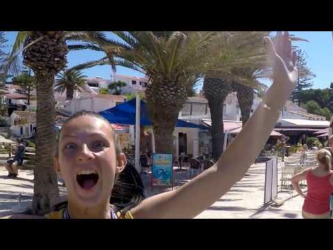 Amazing vacation in Albufeira, Algarve / Portugal Travel Vlog #20 / Two And A Half Travel