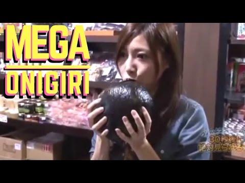 [Oogui] 🍙 Yuka VS Mega Onigiri 🍙