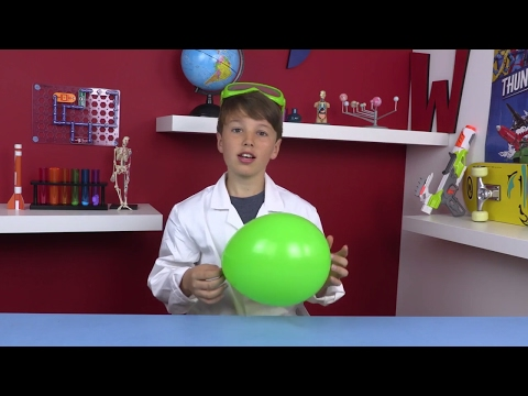 AWESOME SCIENCE COMPILATION: Balloons, Static Electricity & MORE Wildbrain Toy Club - Fun For Kids!