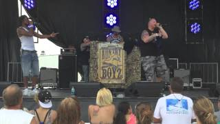 The Kuntry Boyz @ Carolina Country Music Fest 2015 pt2