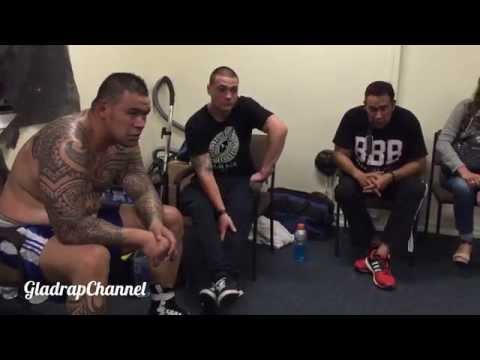 Post Fight Reactions ButtaBean vs AyJay - With Nik the Greek, Dave Higgins