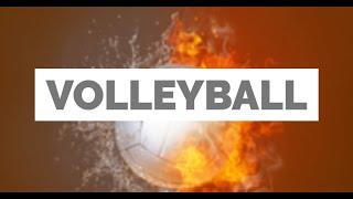 Hall vs. Conard Girls Volleyball