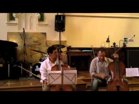 Cattedra di violoncello del M° Cristiano Rodilosso, Accademia Romana di Musica, Federico Bilotta