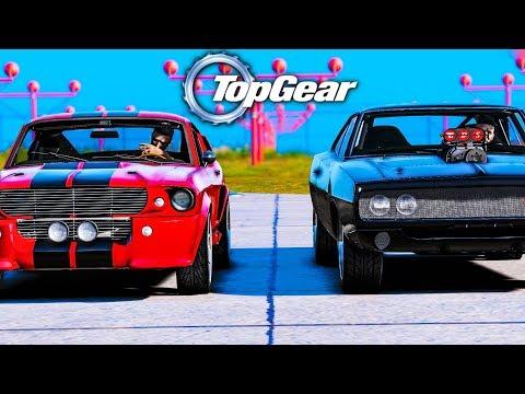 MUSTANG GT500 vs DODGE CHARGER, qual CORRE MAIS ? A PROVA