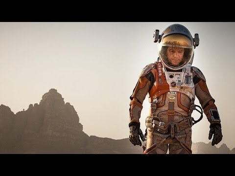 "The Martian —""Dip This Potato in Some Vicodin"""