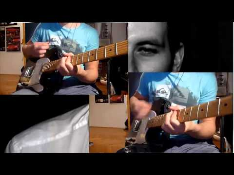 Arctic monkeys perhaps vampires is a bit strong but hq guitar cover hd with tabs
