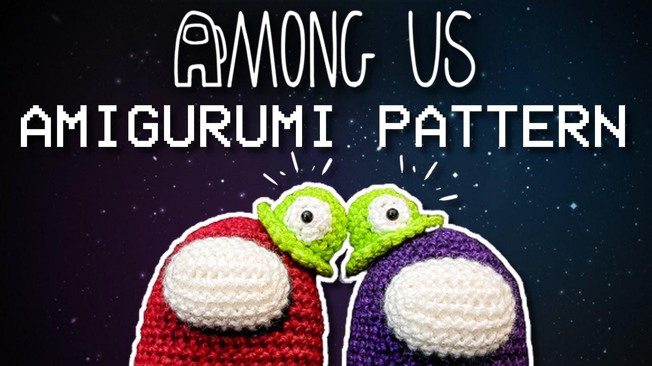 Crochet Patterns For Among Us Game Easycrochet Com