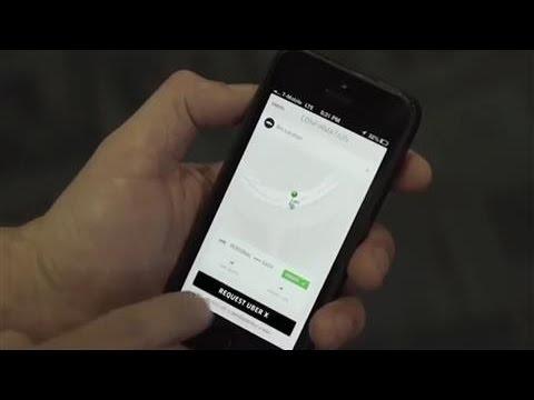 Uber Raises $3.5 Billion From Saudi Fund