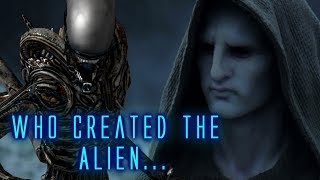 Who or What Created the Alien Xenomorph!! - Alien Covenant news / rumors (Spoilers)