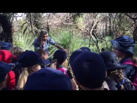 Yr 3 excursion to Botany Bay