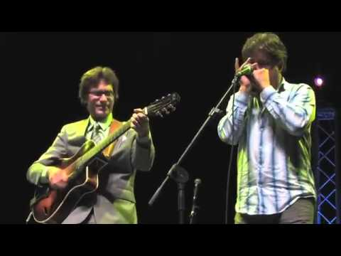 Massimo Varini @ Vicenza Festival 2014 - Acoustic Guitar Jam - Frank Vignola