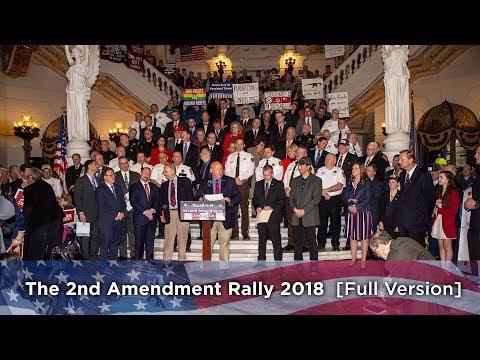 The 2nd Amendment Rally 2018 - Harrisburg, PA  [Full Version]