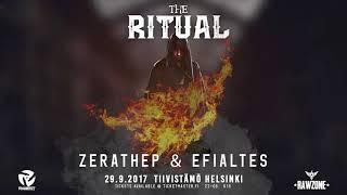 THE RITUAL 2017 PODCAST // #001 Zerathep & Efialtes // Hardstyle Classics