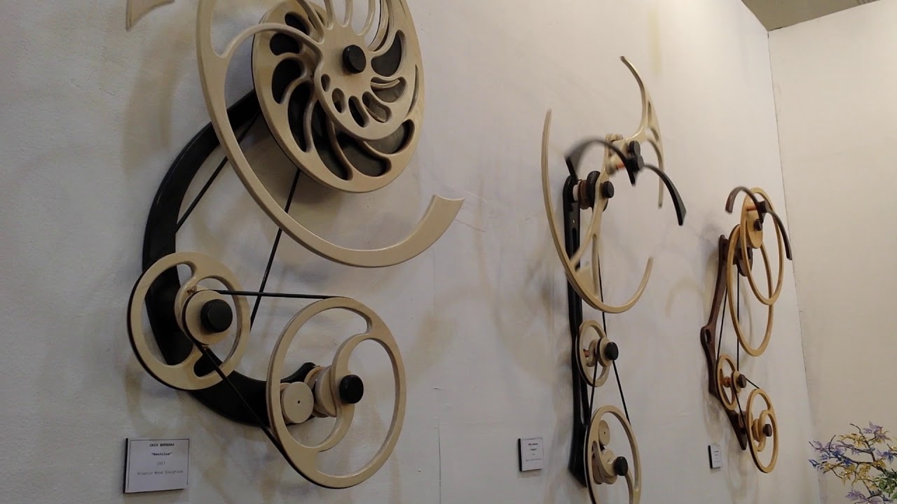Kinetic Wall Art