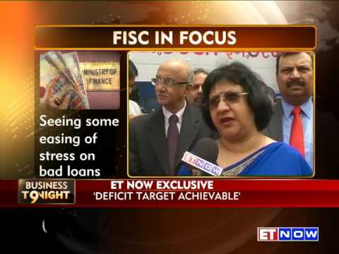 SBI Chairman Arundhati Bhattacharya On India's Current Fiscal Deficit