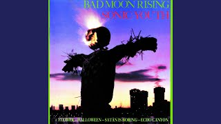 Provided to YouTube by TuneCore Halloween · Sonic Youth Bad Moon Ri...