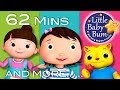 Johny Johny Yes Papa | Part 2 | Plus More Nursery Rhymes | 62 Mins Compilation By Littlebabybum! video