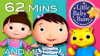 Learn with Little Baby Bum | Johny Johny Yes Papa | Nursery Rhymes for Babies | Songs for Kids