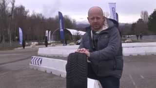 Michelin CrossClimate - Letní pneumatika na zimu/Summer tire for winter