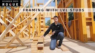 Framing with LVL studs thumbnail