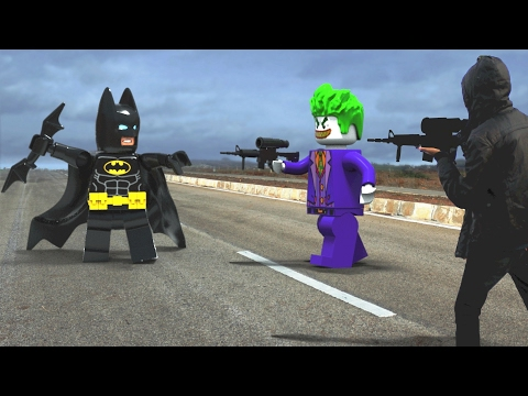 Thumbnail: LEGO Batman In Real Life