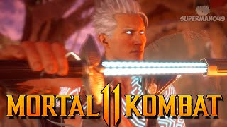 The Unstoppable Sky Wakka Fujin! - Mortal Kombat: 11 Fujin Gameplay