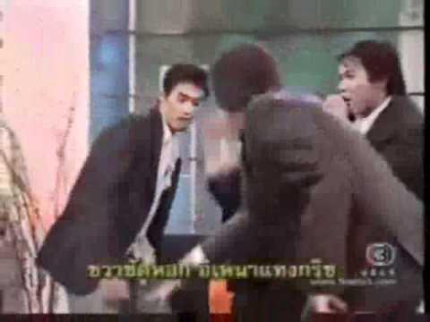 Johnny Tri vs tony jaa