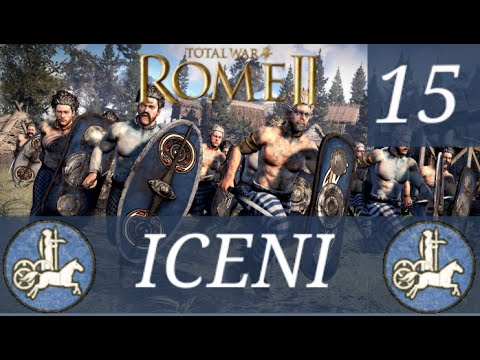Let's Play Total War Rome 2:Iceni Survival Challenge #15